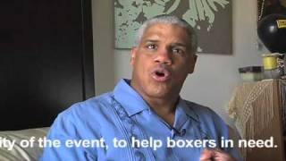 Retired Boxers Foundation founder Alex Ramos