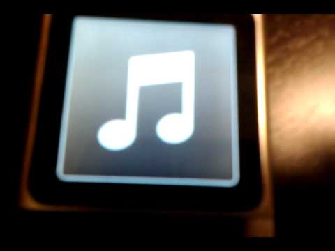 how to turn off voiceover on the ipod nano 6g youtube. Black Bedroom Furniture Sets. Home Design Ideas