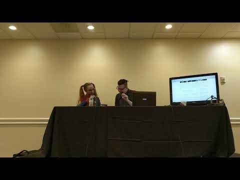 Blake Shepard Voice Acting Panel Harley Quinn vs Laito Sakamaki