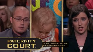 Woman's Drunken One Night Stand Risks 7 Year Relationship (Full Episode)   Paternity Court