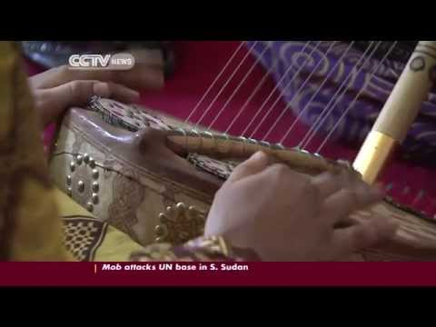 Mauritania musicians Merge Traditional music with contemporary sounds