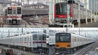 【祝!東武30000系 31609F+31409F 半直運用復帰!】東武70000系 71701Fは、南栗橋で7両に戻ったことを確認。その他南栗橋車両留置状況