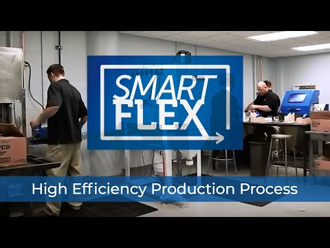 Sandcarving Efficiency with SmartFlex