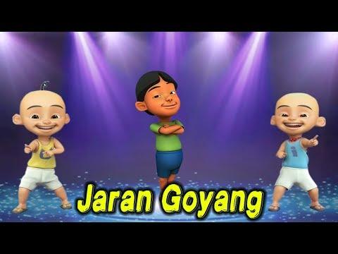 Upin Ipin Bernyanyi Jaran Goyang Versi Reggae Ska Remix Terbaru