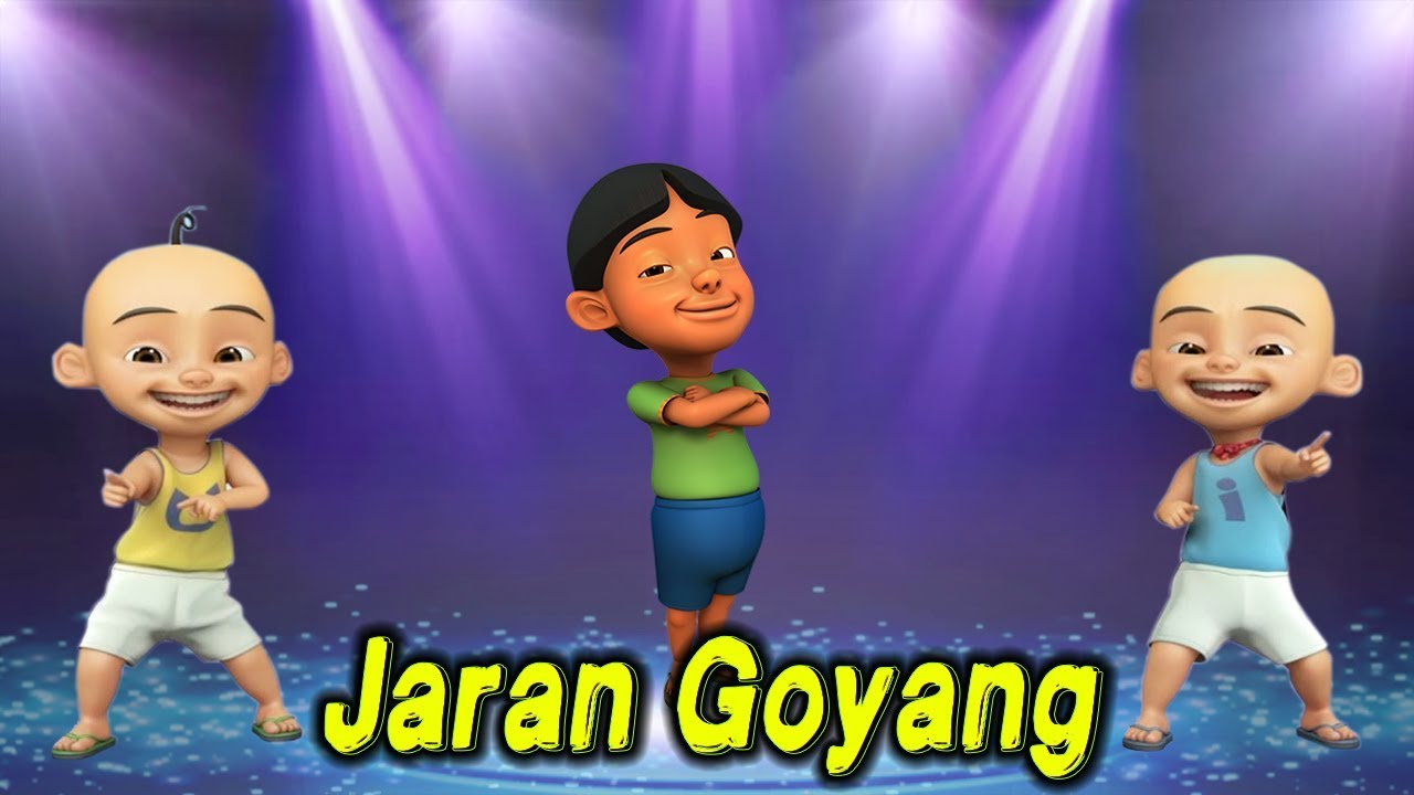 Upin Ipin Bernyanyi Jaran Goyang Versi Reggae Ska Remix Terbaru ...