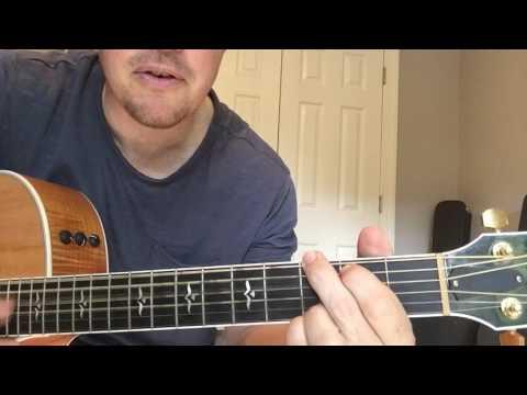 God Made A Woman | Jerrod Niemann | Beginner Guitar Lesson