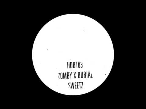 Zomby & Burial - Sweetz  - Taken From 'Ultra' released Sept 2nd 2016