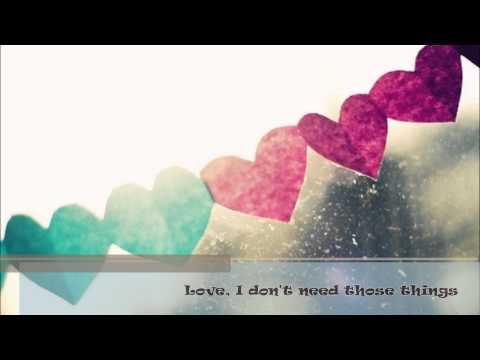 Valentine - Kina Grannis Lyrics
