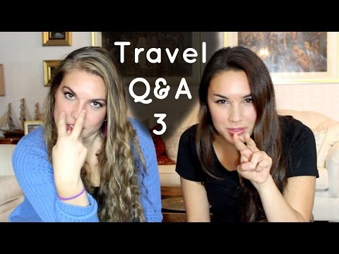 Travel Q&A part 3: Getting visas? Friendly/scary place?