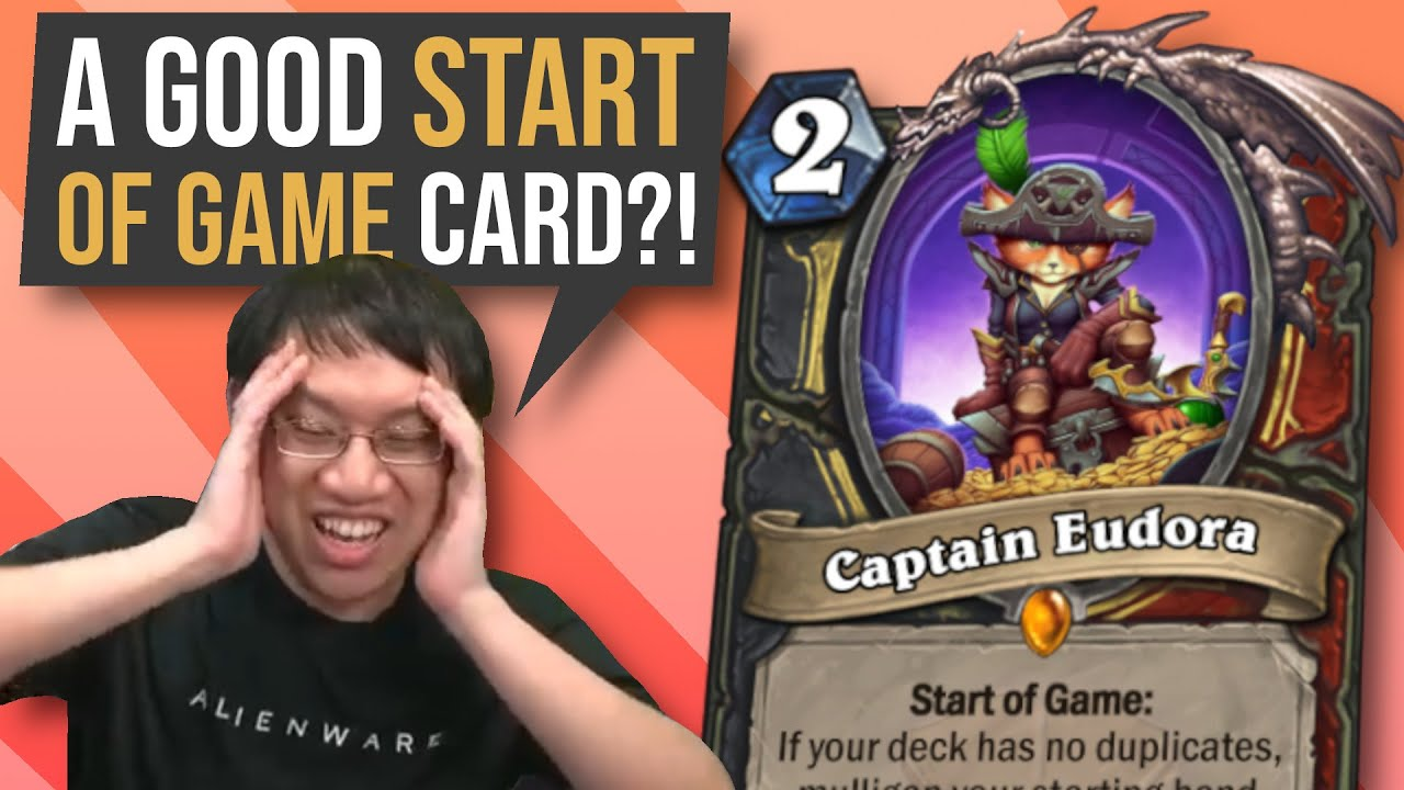 FINALLY!! A Good Start of Game Card!   Top Custom Cards of the Week #77