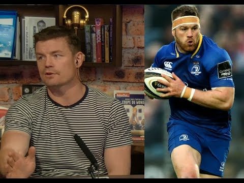 Brian O'Driscoll's adamant on Sean O'Brien...