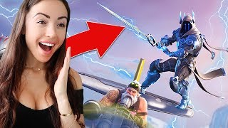 NEW INFINITY SWORD! (Fortnite Battle Royale)