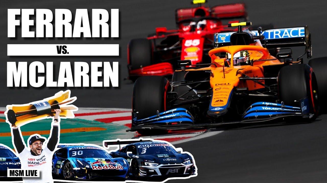 Download Teamorder entscheidet DTM-Finale!   Ferrari vs. McLaren: Wer holt sich WM-Platz 3?