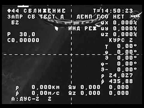 International Space Station supply craft is spinning out of control in space