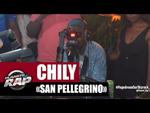 Youtube: Chily « San Pelligrino » #PlanèteRap