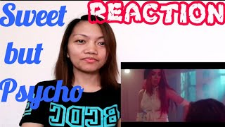 AVA MAX (Sweet but Psycho) Reaction Video