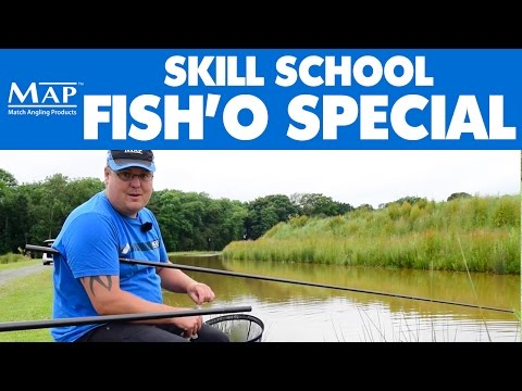 Skill School... Fish'O'Mania Special with Jamie Hughes