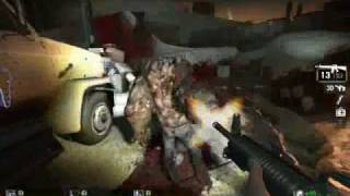 Left 4 Dead - Kill The Zombies (By Shooting Them In The Head