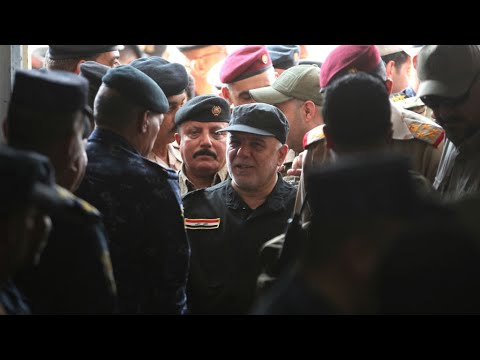 Iraq: PM celebrates victory over Islamic State group in