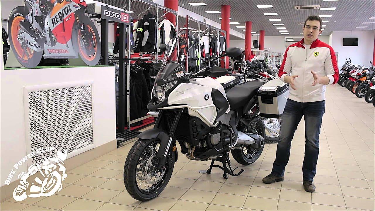 Honda Crosstourer 1200. Новый мотоцикл Хонда Кростурер ...