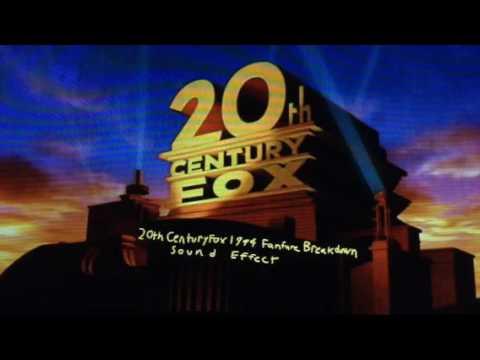 20th Century Fox 1994 fare Breakdown Sound Effect