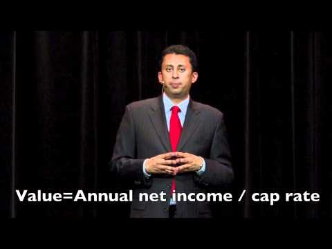 Introduction to the income approach to appraisal