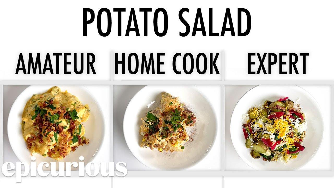 4 Levels of Potato Salad: Amateur to Food Scientist   Epicurious