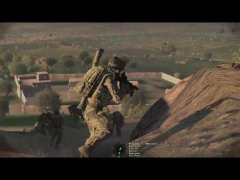 3CB ArmA 3: Operation GLACIER 3rd April - Part 2/2