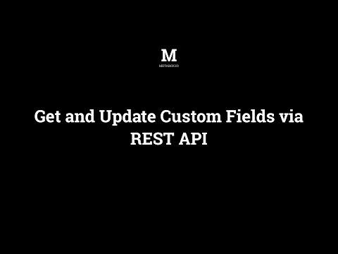 Rest API Post to Custom Tables not work - Meta Box