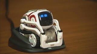 Робот Козмо - домашній улюбленець з штучним інтелектом