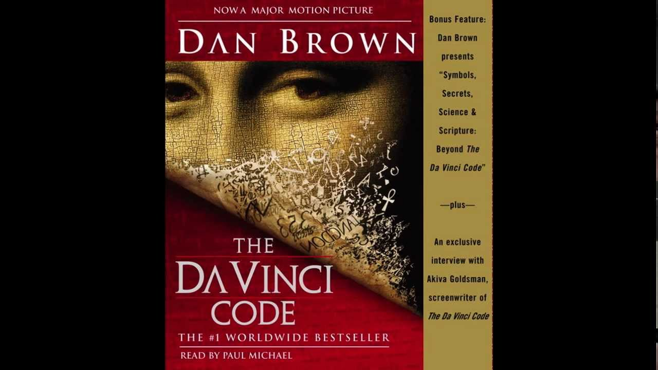 The da vinci code by dan brown read by paul michael audiobook the da vinci code by dan brown read by paul michael audiobook excerpt youtube buycottarizona
