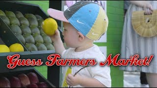Download The Guess Jeans Farmers Market! The Show by Round Two Mp3 and Videos