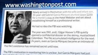 видео Габриэль Гарсиа Маркес :: Фильмы и передачи :: «Умер Гарсиа Маркес» (т/к «Дождь», 2014)
