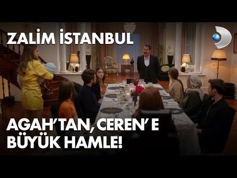 Agah, Ceren'in Foyasını Ortaya çıkardı! - Zalim İstanbul 36. Bölüm