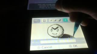 How to Draw on Miiverse for beginners