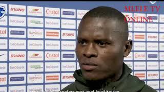 VEDEO SAMATTA INTERVIEW IN KRC GENK