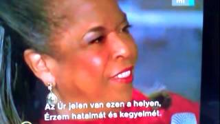 Della Reese- Surely the presence of the Lord is in