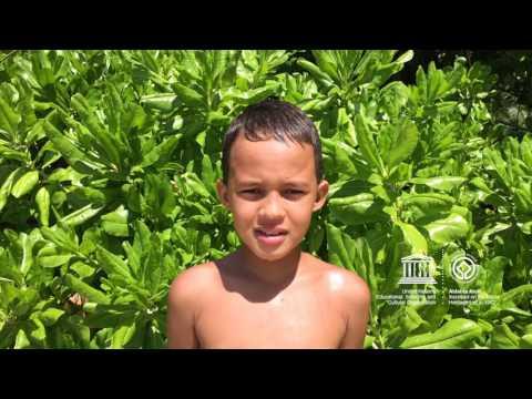 Liam #MyOceanPledge Aldabra Atoll World Heritage marine site