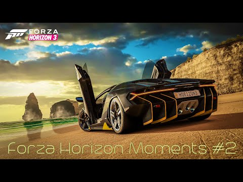 """I Didnt See It"" [Forza Horizon 3 Moments #2]"