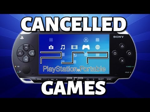 15 Cancelled PSP Games