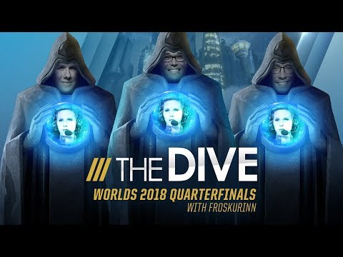 The Dive: Worlds 2018 Quarterfinals with Froskurinn (Season 2, Episode 30)
