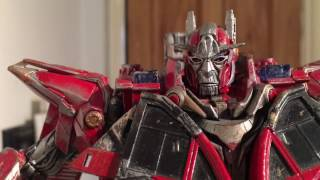 Transformers Stop-Motion Part 2/3