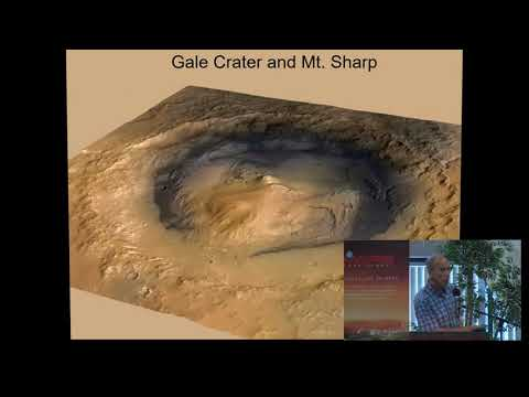 Dr. John Grotzinger - Rethinking Ancient Mars at Gale Crater - 20th Mars Society Convention