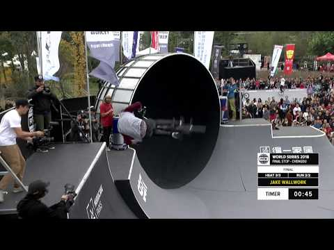 UCI BMX Freestyle Park and Flatland World Cup: overall