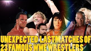 Top 23 Instances Where WWE Fans Didn't Realise That It Was Their Favorite Wrestler