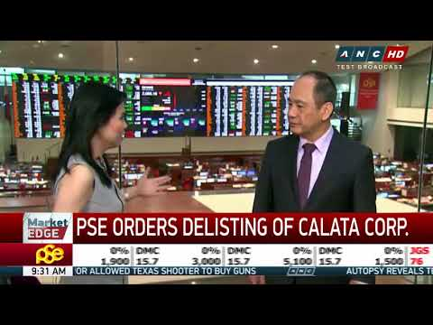 PSE presses Calata Corp on tender offer