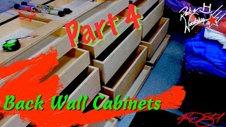 How to Make and Install Drawers For Your Shop