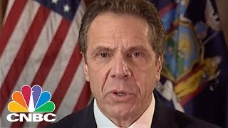 NY Gov. Andrew Cuomo: Tax Bill Takes From Blue States And Gives To Red, Violates Due Process | CNBC