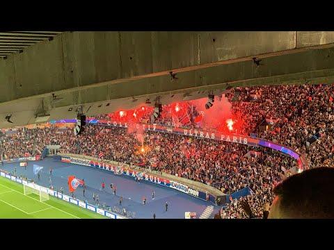 AMBIANCE PSG 3-0 REAL MADRID UEFA CHAMPIONS LEAGUE 2019/2020