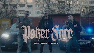 RAUS X MARSO X BOBKATA - POKER FACE (Official video)